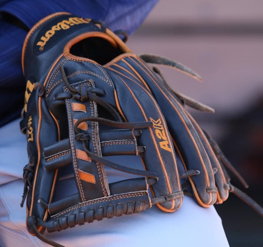 Jose Altuve Wilson A2K Glove
