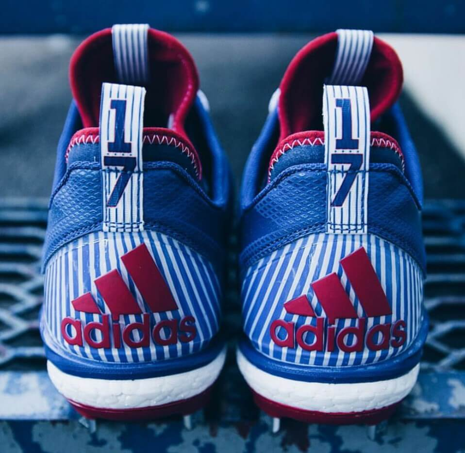 Kris Bryant adidas Boost Icon 2 Cleats 5