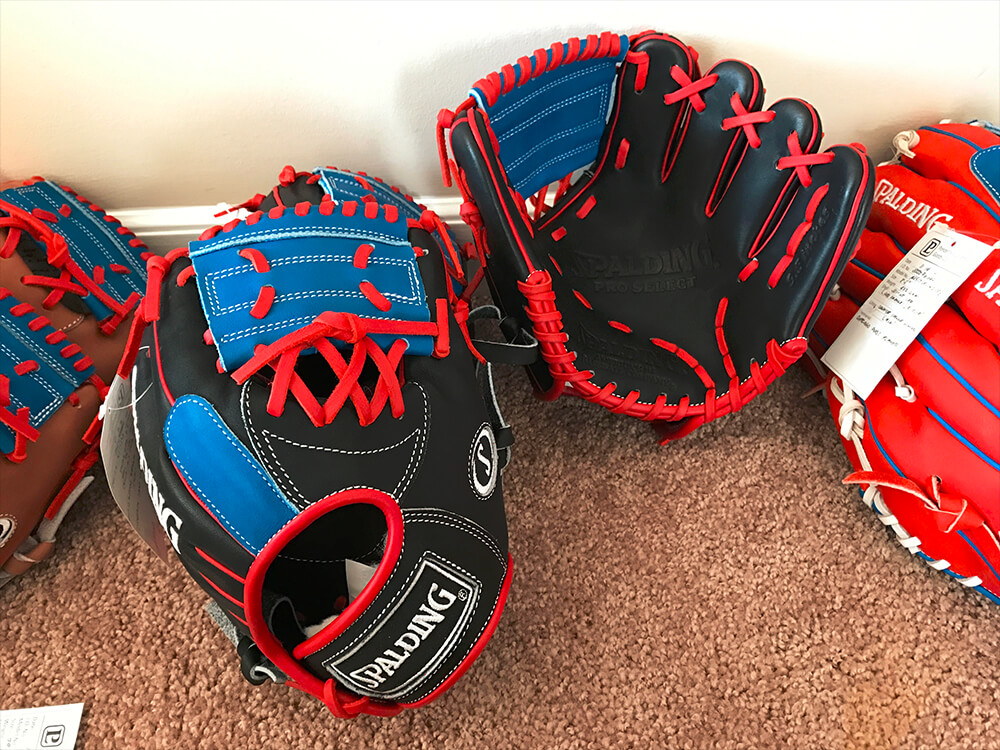 Spalding Training Gloves
