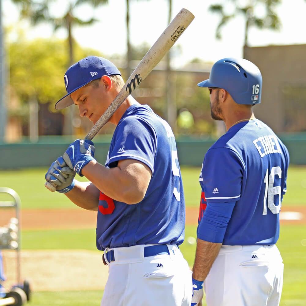 Corey Seager Marucci CS5 Maple Bat