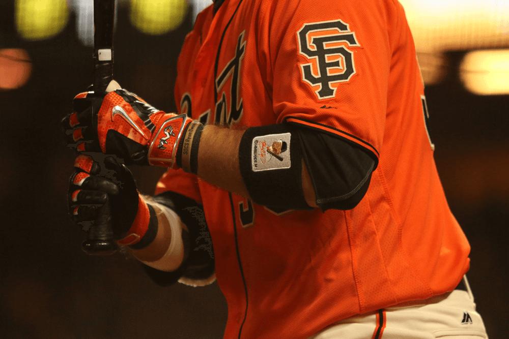 Brandon Crawford Batting Gloves