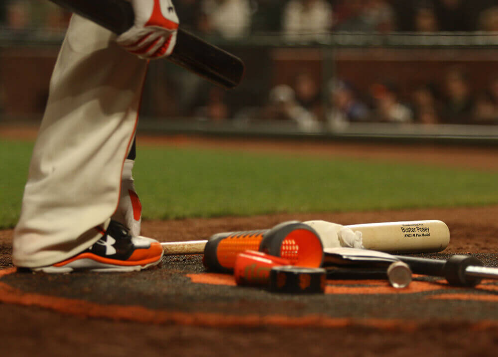 Buster Posey Marucci AM22 Maple Bat