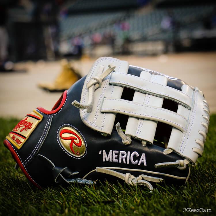 Christian Yelich Training Glove