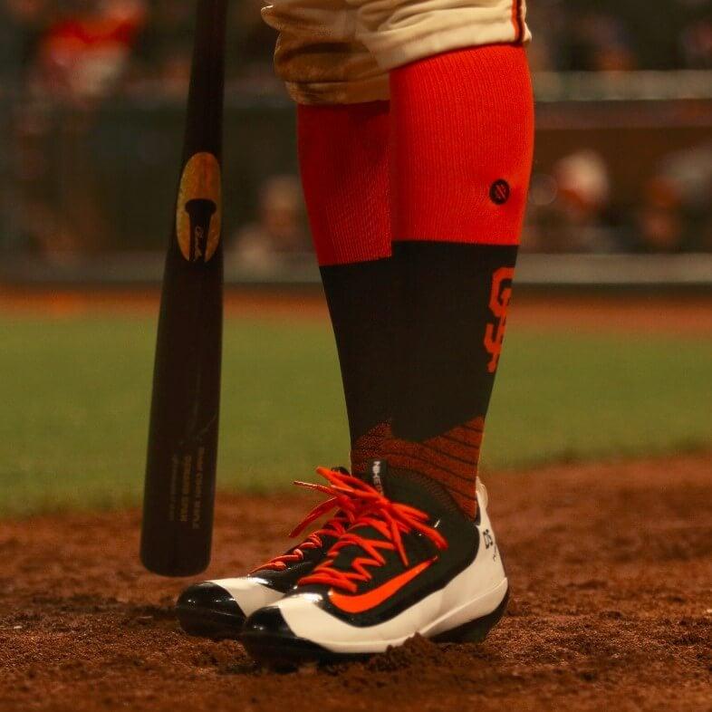 Denard Span Stance Socks 2