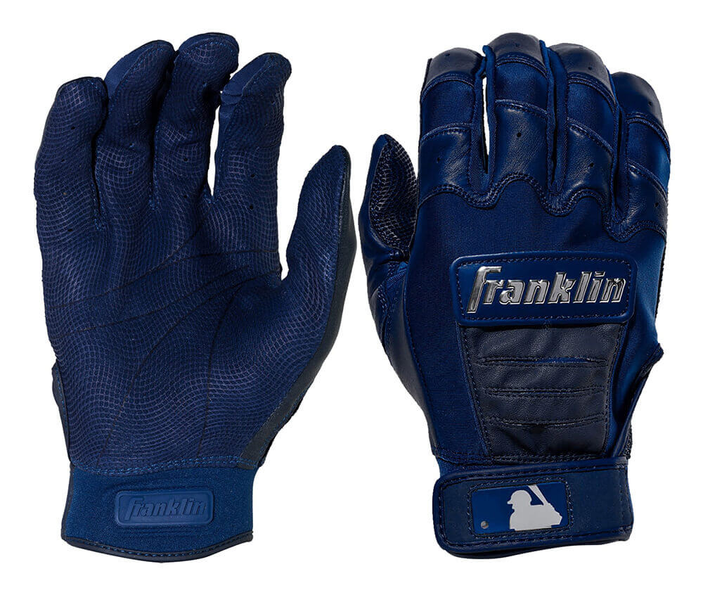 Gary Sanchez Franklin Chrome Dip Batting Gloves