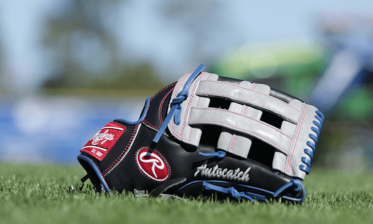Pillar Autocatch Rawlings Glove