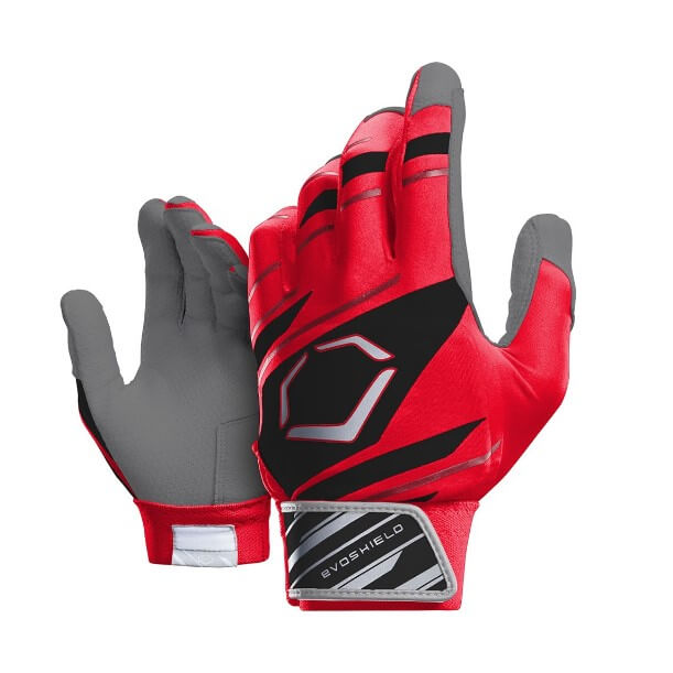 evoshield speed stripe batting gloves 3