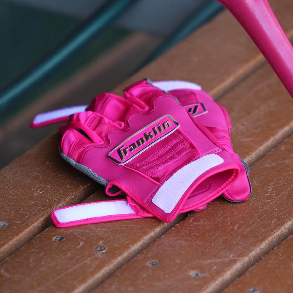 Franklin Mothers Day Batting Gloves