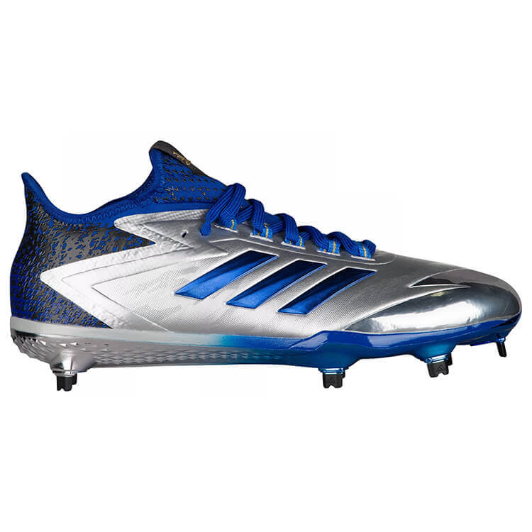 Afterburner 4 Cleats Silver