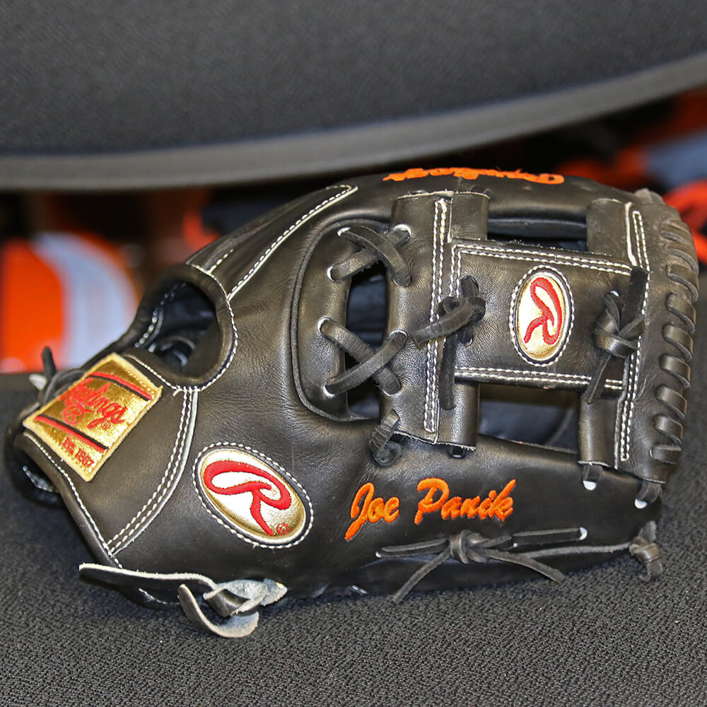 Joe Panik Rawlings Gold Glove