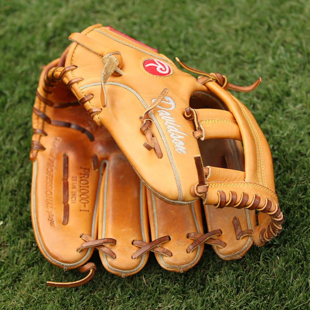 Matt Davidson Rawlings Glove