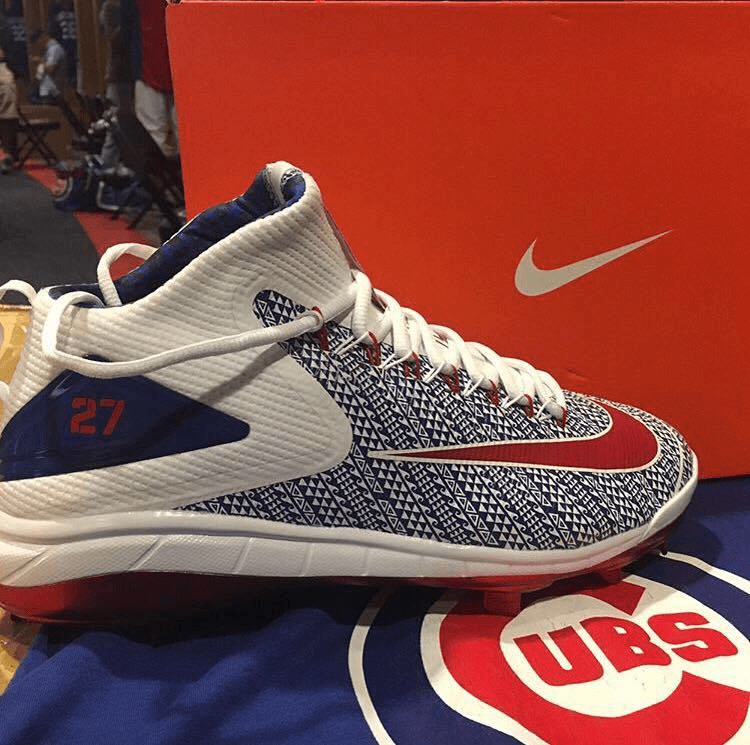 Addison Russell Cleats 2