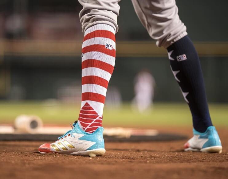 July 4th Stance Socks