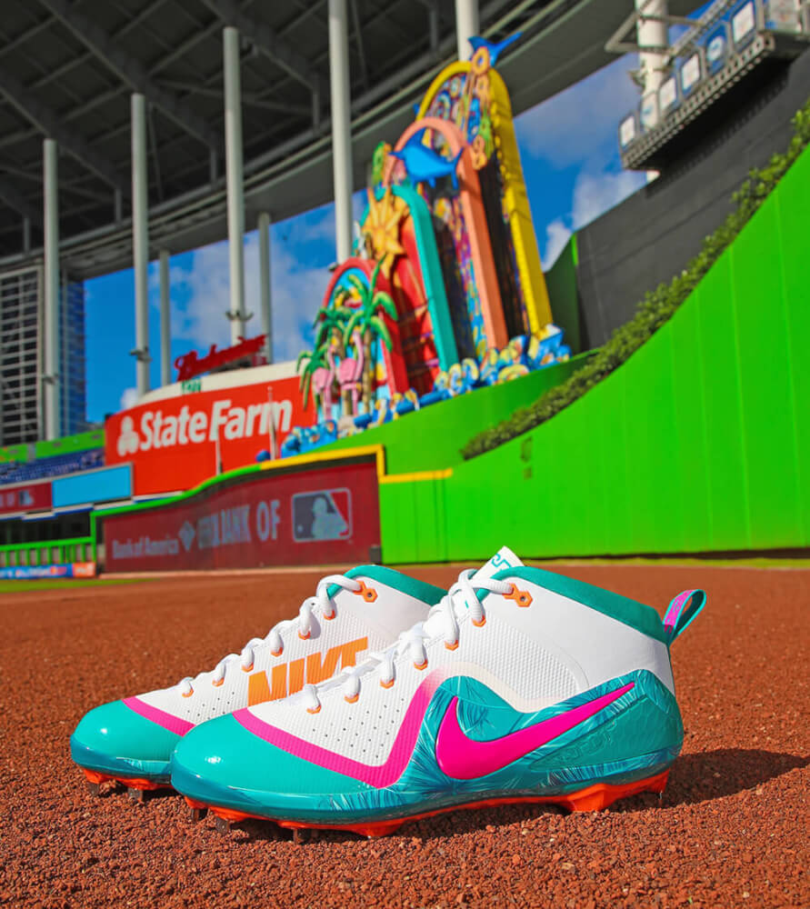 Nike Trout 4 ASG Cleats 2