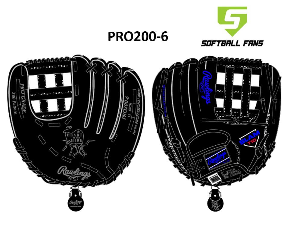 Slam1TD Glove