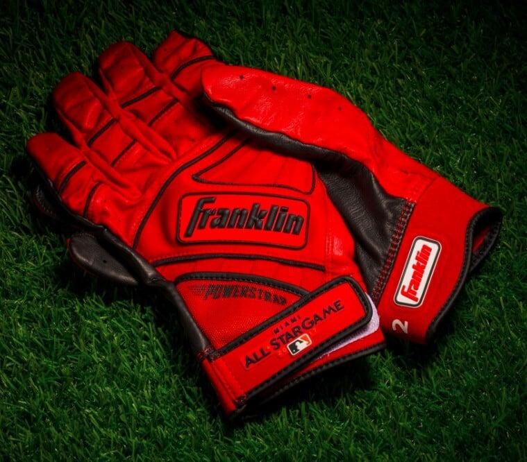Zach Cozart ASG Batting Gloves