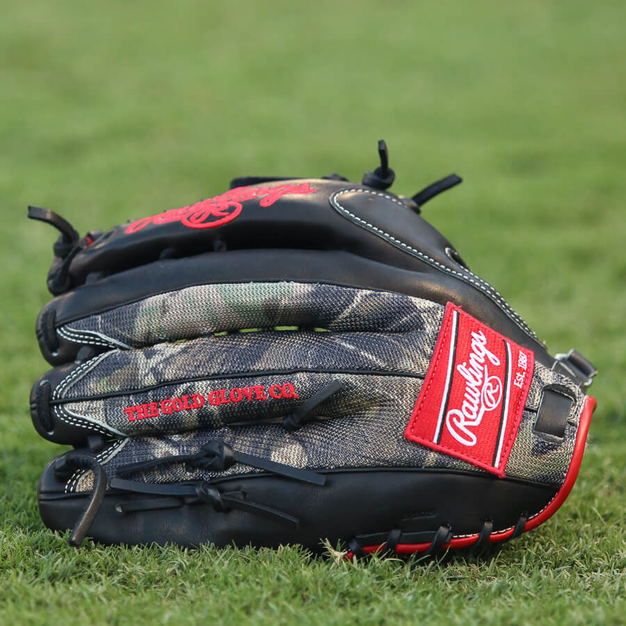What Pros Wear Mike Trout's Rawlings Pro Preferred Glove ...