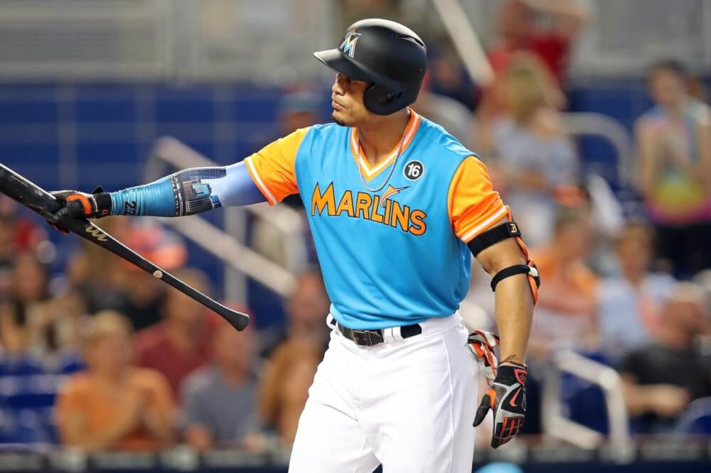 What Pros Wear WPW On-Field for Players Weekend  Padres   Marlins ... 62b1d298794