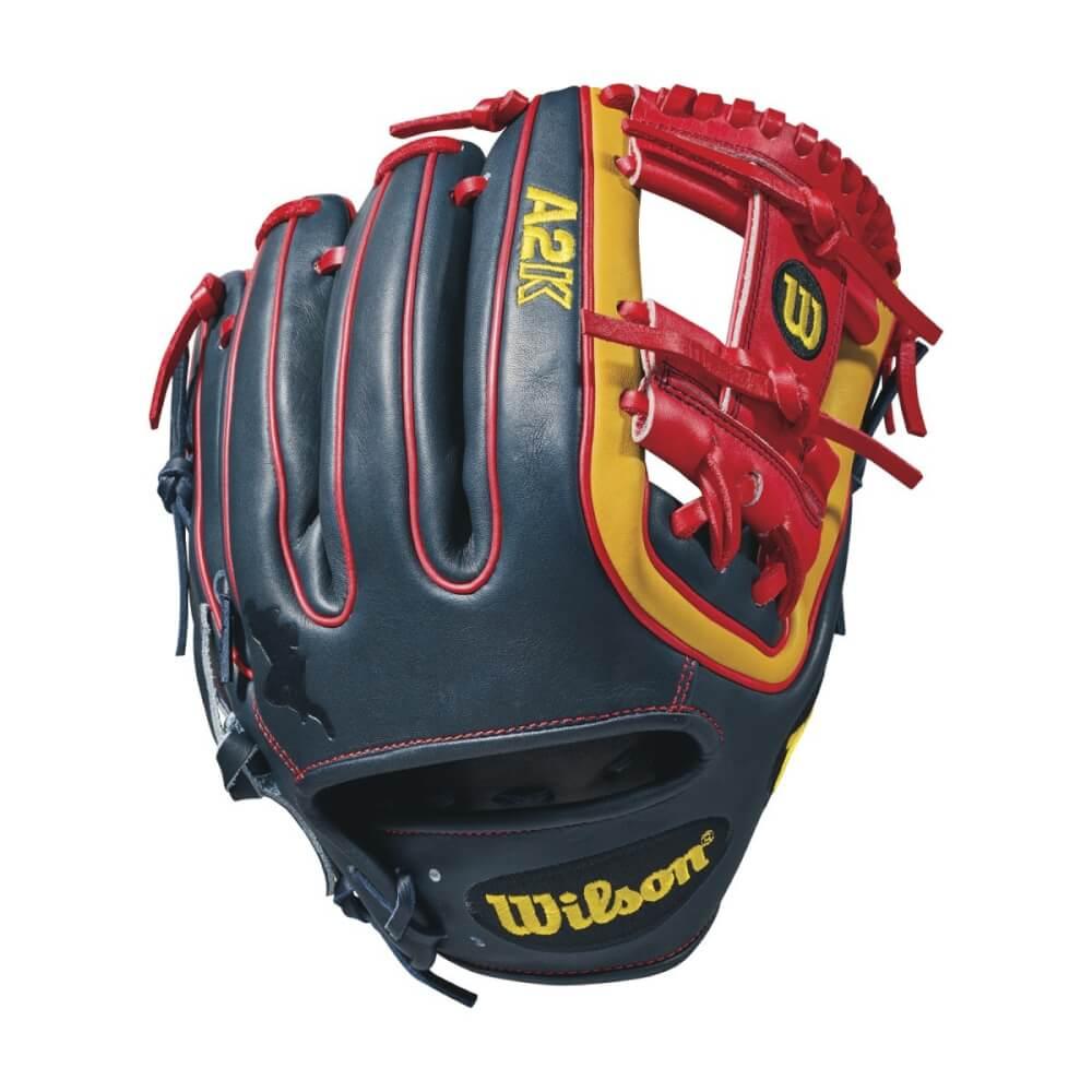 What Pros Wear Brandon Phillips Wilson A2k Datdude Glove