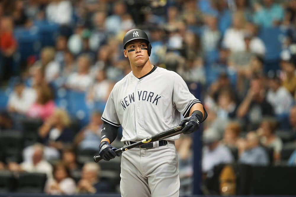 Aaron Judge Chandler Bat Report