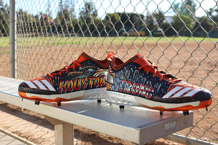 Correa World Series Cleats 5