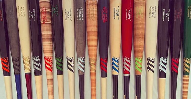 What Pros Wear How To Find Mlb Quality Cheap Wood Bats