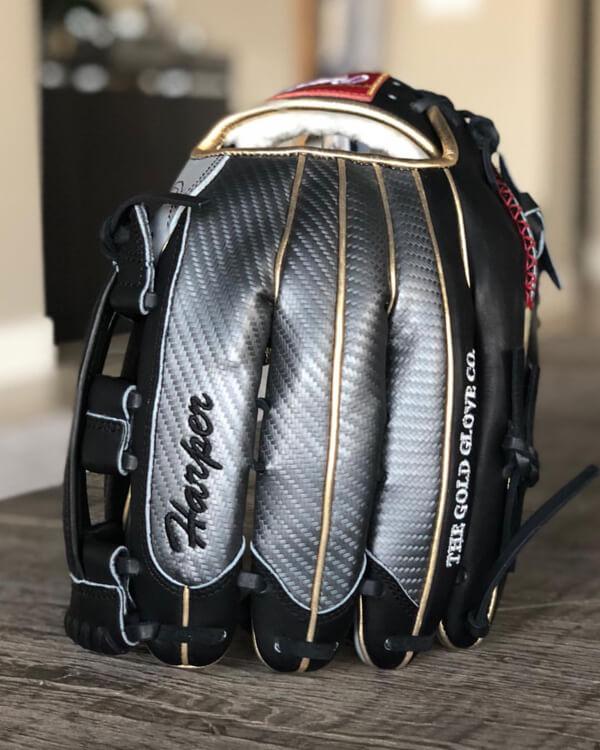 Bryce Harper Rawlings Glove 2018-11