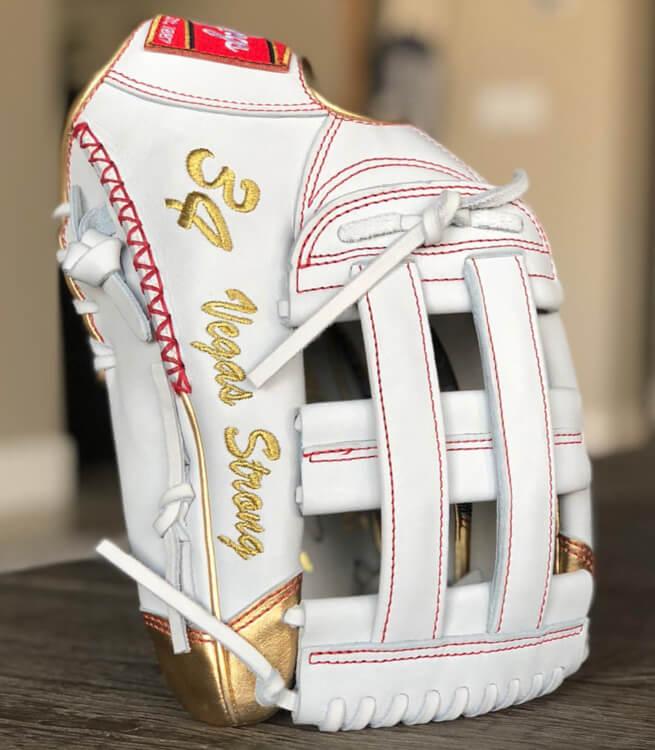 Bryce Harper Rawlings Glove 2018-4