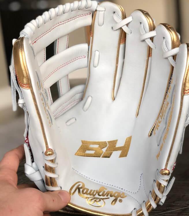 Bryce Harper Rawlings Glove 2018-6