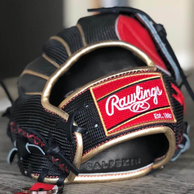 Bryce Harper Rawlings Glove 2018-7