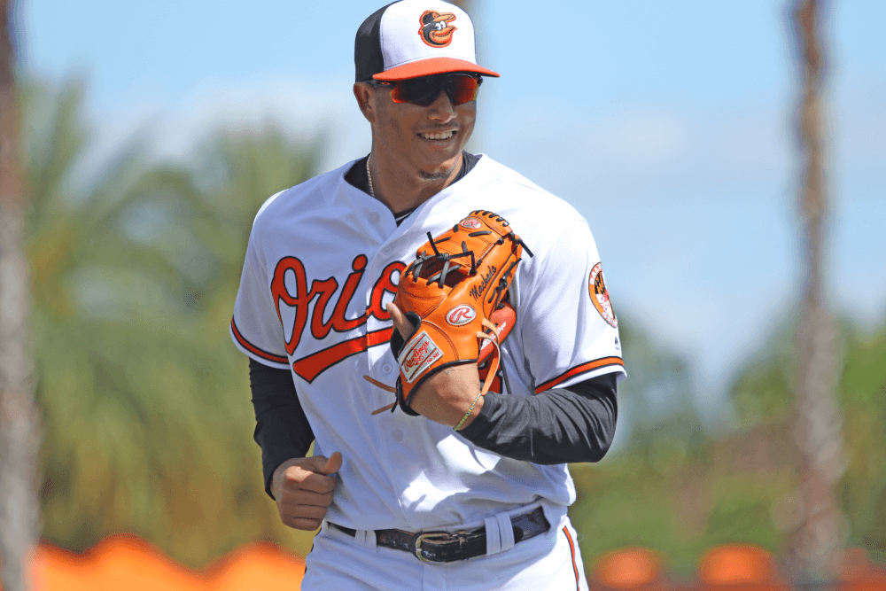 What Pros Wear Manny Machado's Rawlings Heart of the Hide ...