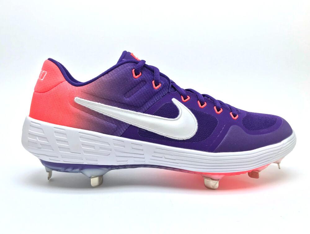 7bc1810d147db What Pros Wear: Carlos Gonzalez's Nike Alpha Huarache Elite 2 Cleats - What  Pros Wear