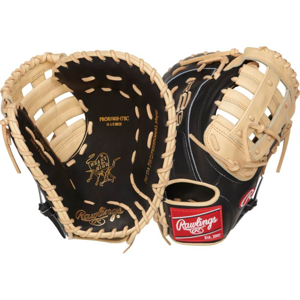 Rawlings Heart of the Hide PRORFM18-17BC