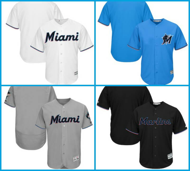 separation shoes a5822 725f0 What Pros Wear: Vote: Miami Marlins New Look | *Best Comment ...