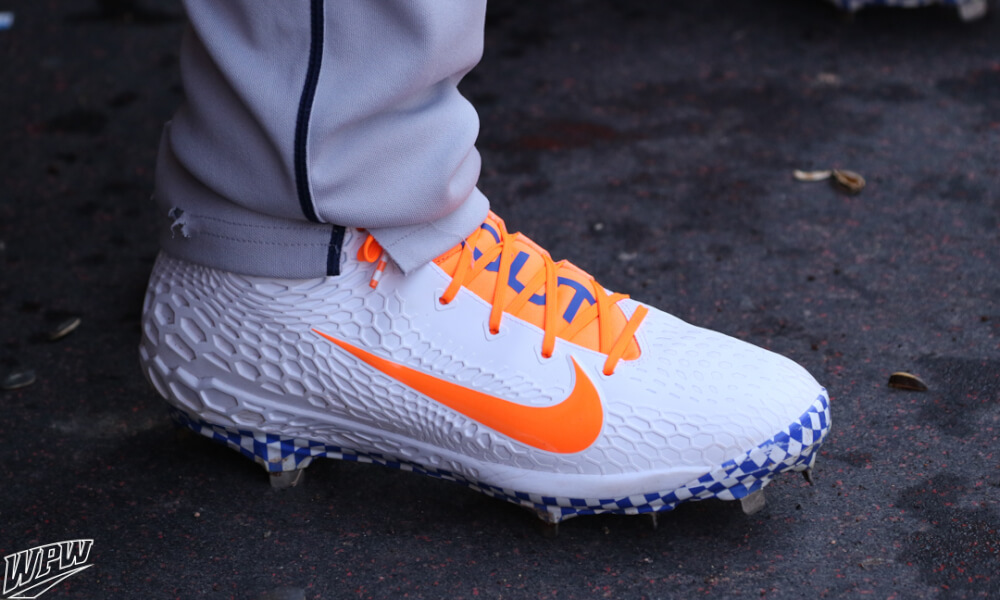 sale retailer dfcb8 6bb1a Above is one of our favorites from 2018, worn by Yuli Gurriel, the Trout 5  Players Weekend cleats. Nike continues to supply the lion s share of MLB  starters ...