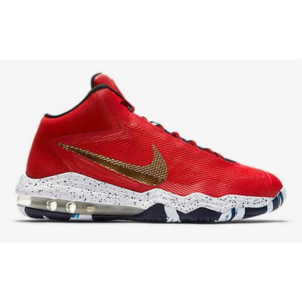 Anthony Davis' Nike Air Max Audacity 1