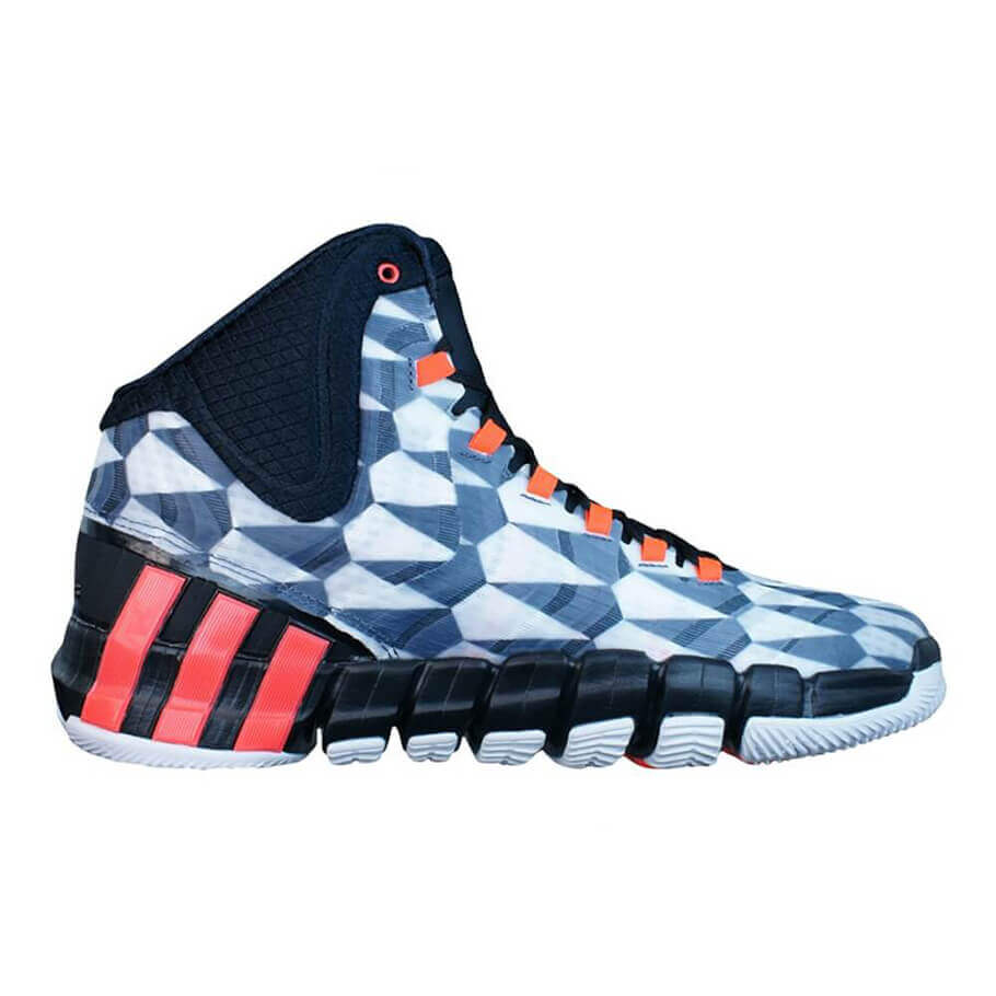 meilleur authentique 1bbae 2d9a1 What Pros Wear: Damian Lillard's adidas Crazyquick 2 Shoes ...