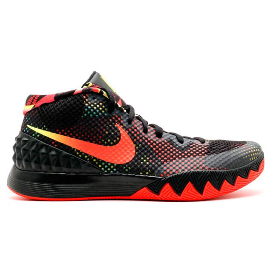 What Pros Wear: Giannis Antetokounmpo's Nike Kyrie 1 Shoes ...