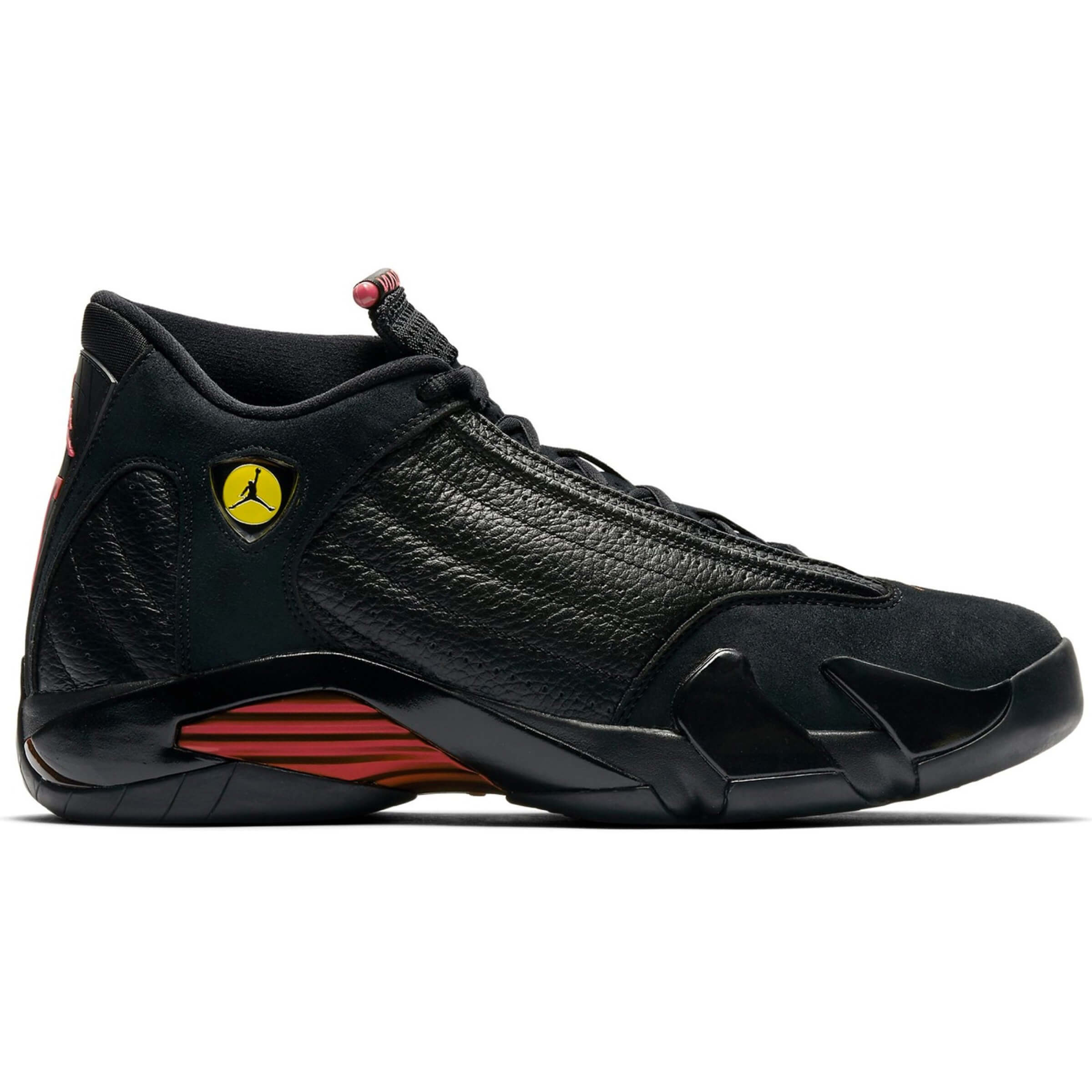 fdb9a9c7923 If you could only pick one shoe that was synonymous with Michael Jordan's  legacy, it'd probably be the Air Jordan 14. MJ had worn the Air Jordan 13  for the ...