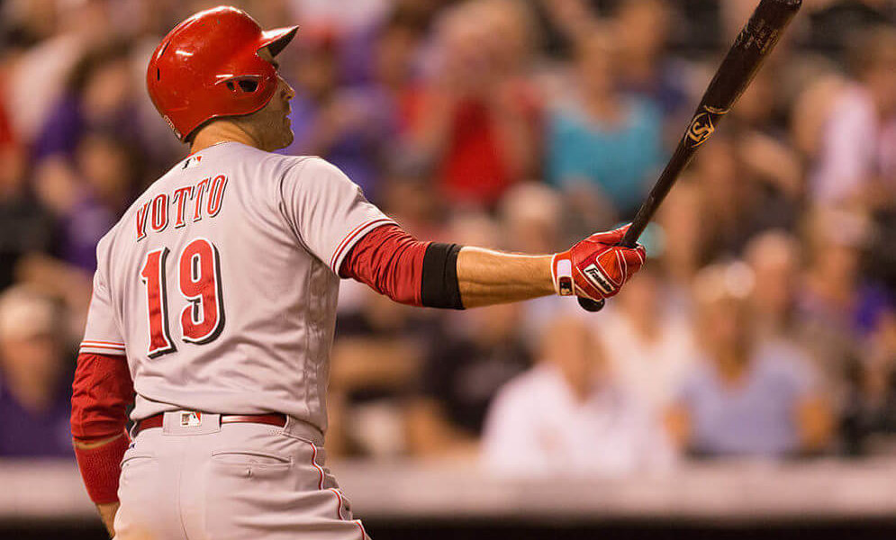 What Pros Wear: Joey Votto