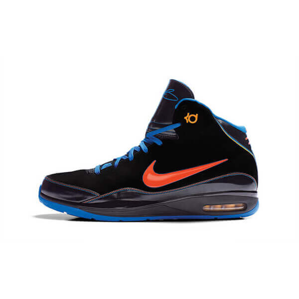 dignidad Anormal comerciante  What Pros Wear: Kevin Durant's Nike Blue Chip 1 Shoes