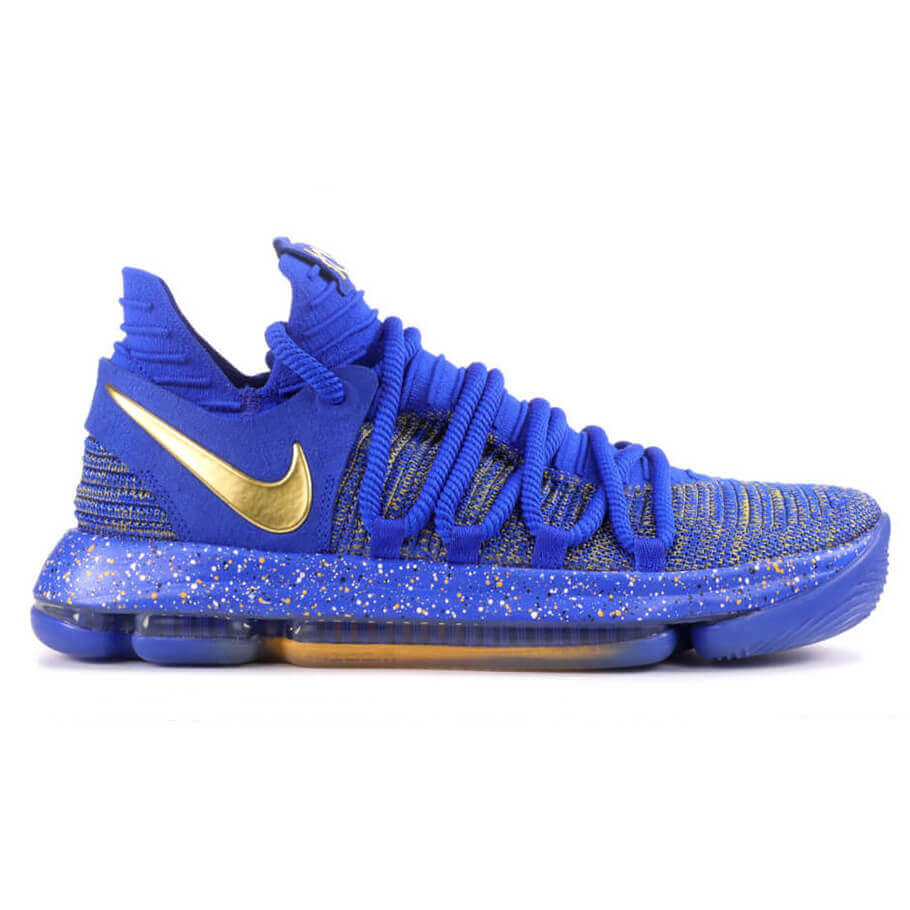 quality design e6de6 bf4e8 What Pros Wear: Kevin Durant's Nike KD 10 Shoes - What Pros Wear