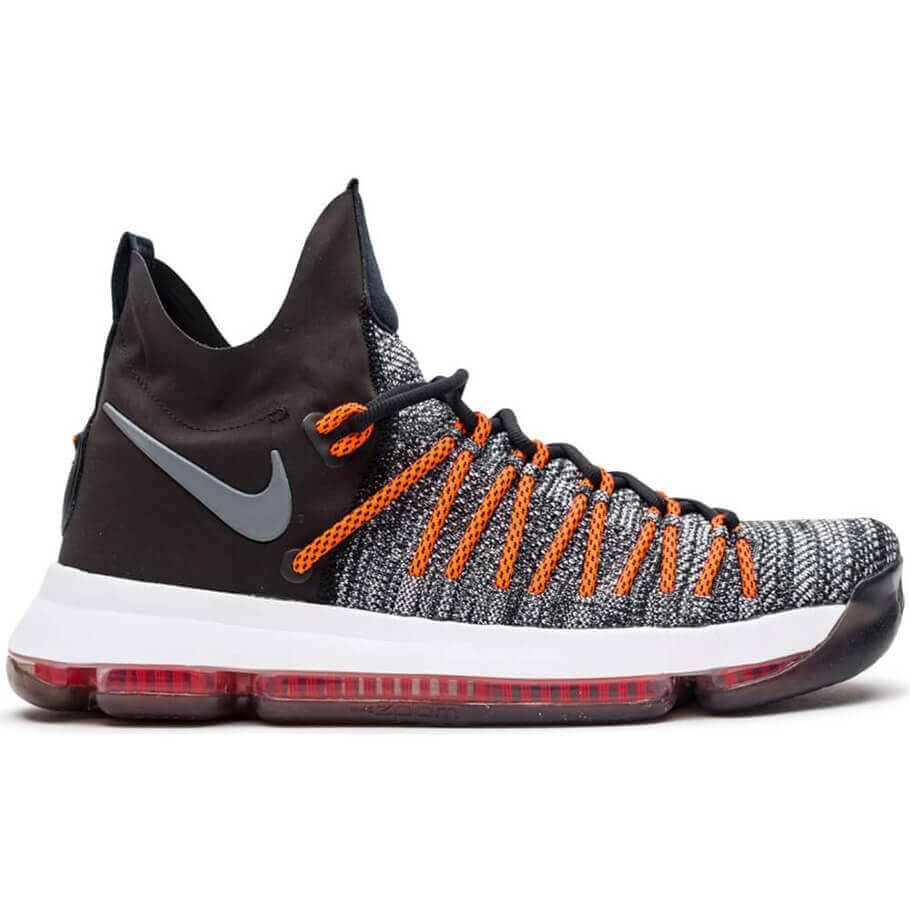 innovative design ed658 578f7 What Pros Wear: Kevin Durant's Nike KD 9 and KD 9 Elite ...