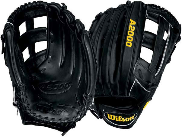 What Pros Wear: Lorenzo Cain's Wilson A2000 1799-B Glove - What Pros