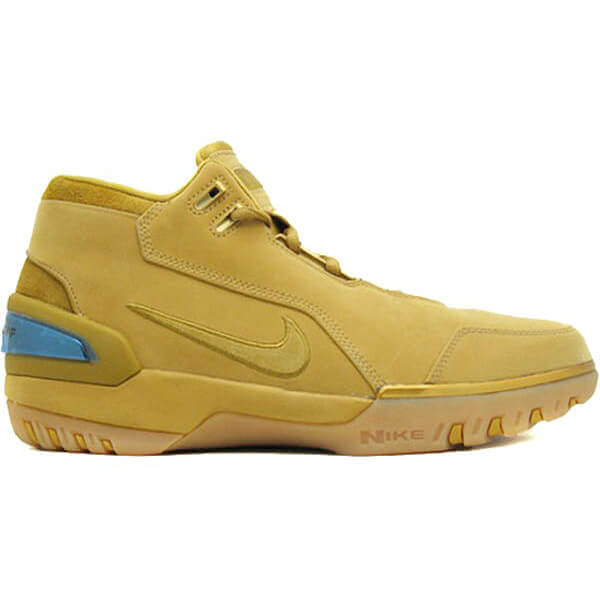 new concept 516ff ce29d What Pros Wear: Lebron James' Nike Air Zoom Generation ...