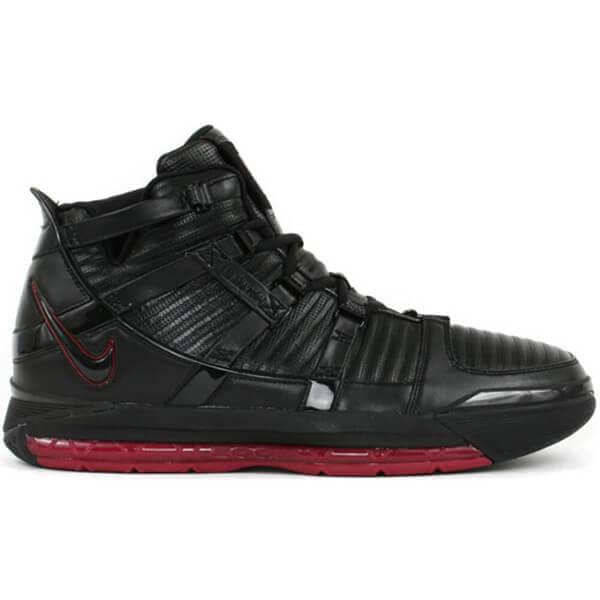 LeBron James' Nike LeBron 3 Shoes