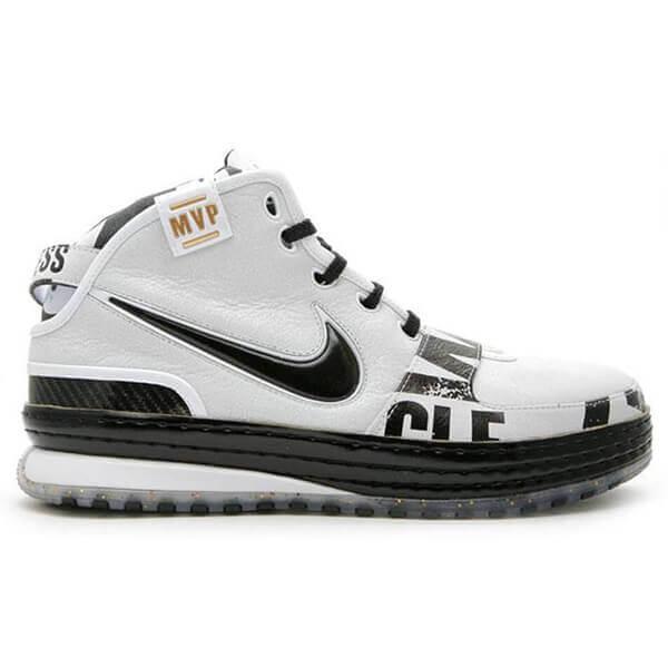 LeBron James' Nike LeBron 6 Shoes