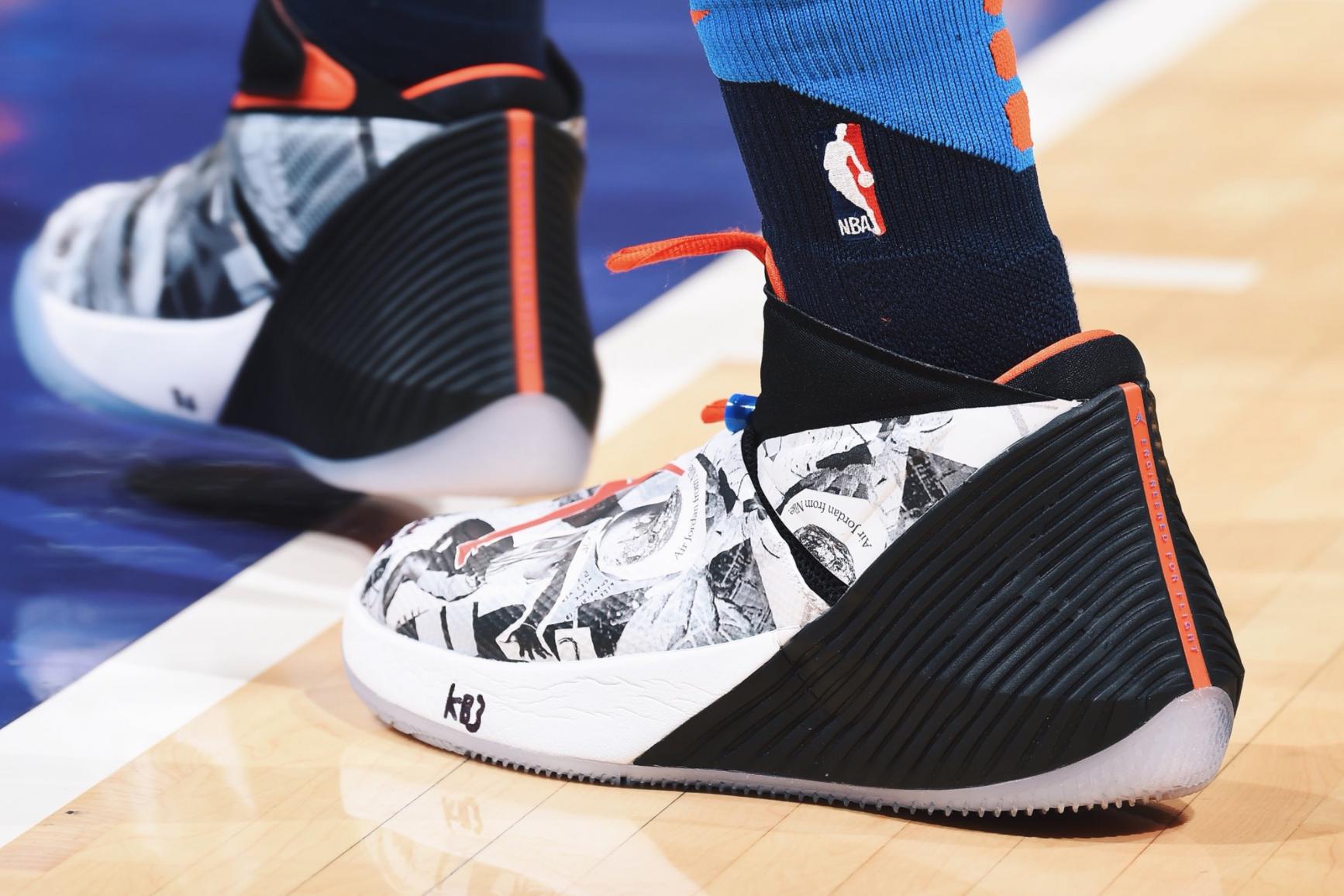 Air Jordan Why Not Zer0.1 Shoes