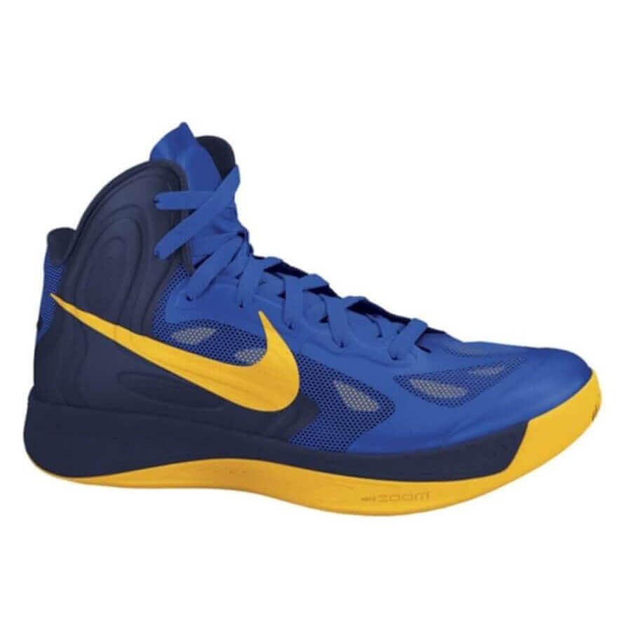 Steph Curry's Nike Hyperfuse 2012 Shoes