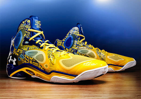 91addb03 What Pros Wear: Steph Curry's Under Armour Anatomix Shoes - What Pros Wear